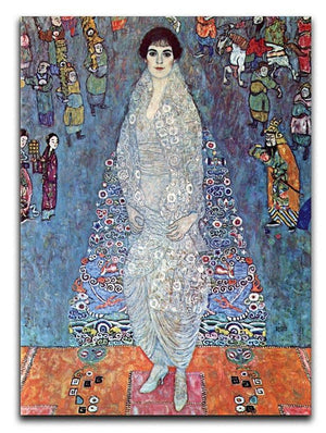 Baroness Elizabeth by Klimt Canvas Print or Poster  - Canvas Art Rocks - 1