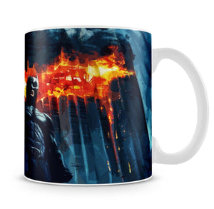 Batman Mug - Canvas Art Rocks - 4