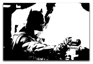 Batman Pop Art Canvas Print or Poster - Canvas Art Rocks