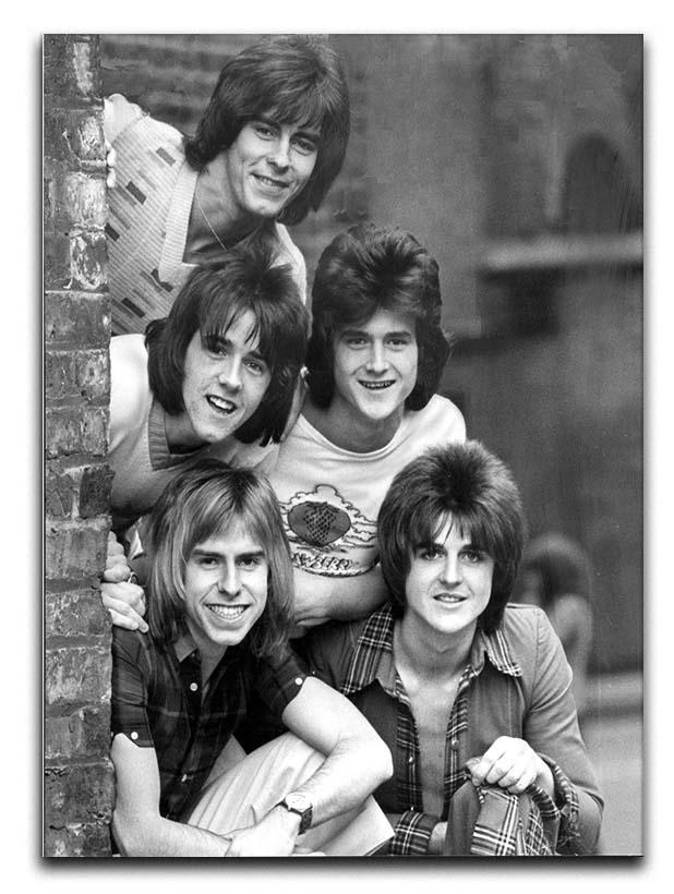 Bay City Rollers Canvas Print or Poster  - Canvas Art Rocks - 1
