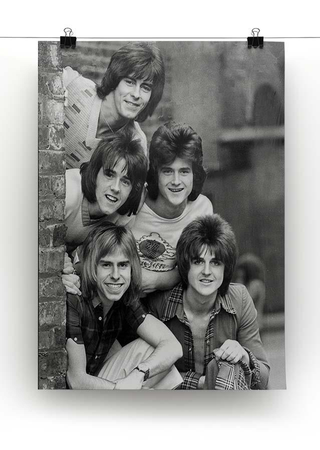 Bay City Rollers Canvas Print or Poster - Canvas Art Rocks - 2