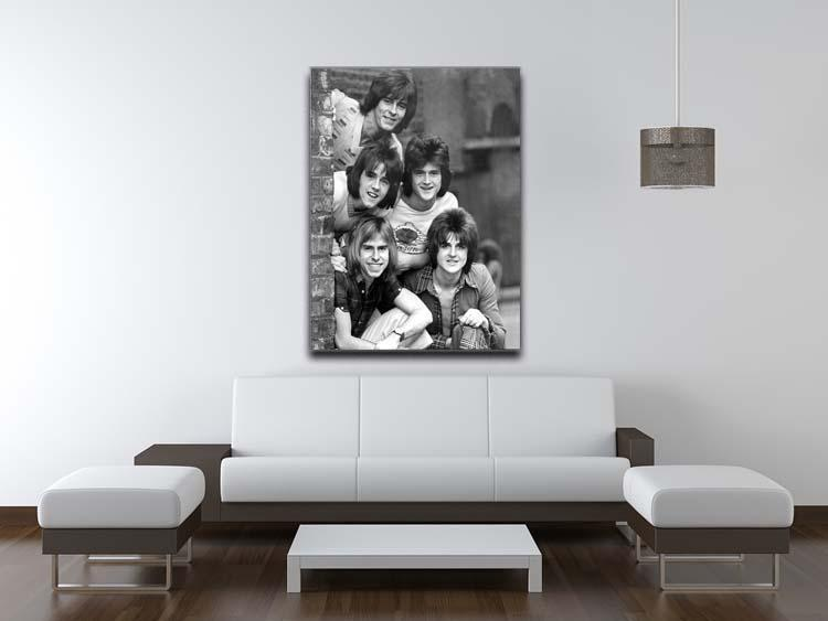 Bay City Rollers Canvas Print or Poster - Canvas Art Rocks - 4