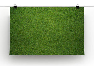 Beautiful green grass Canvas Print or Poster - Canvas Art Rocks - 2