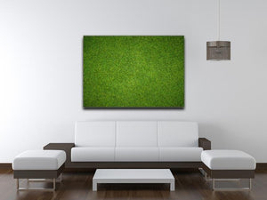 Beautiful green grass Canvas Print or Poster - Canvas Art Rocks - 4