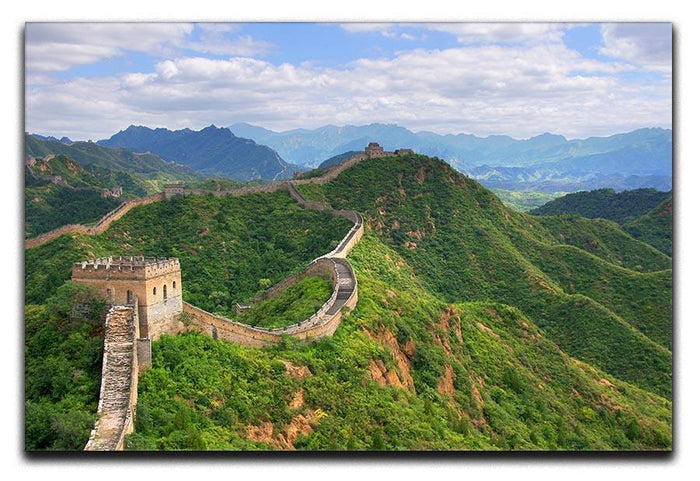 Beijing Great Wall of China Canvas Print or Poster