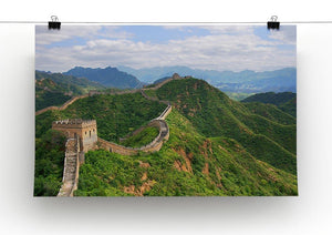 Beijing Great Wall of China Canvas Print or Poster - Canvas Art Rocks - 2