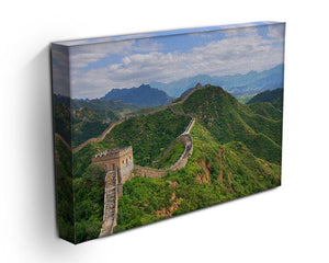 Beijing Great Wall of China Canvas Print or Poster - Canvas Art Rocks - 3