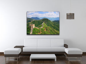 Beijing Great Wall of China Canvas Print or Poster - Canvas Art Rocks - 4