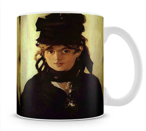 Berthe Morisot by Manet Mug - Canvas Art Rocks - 1