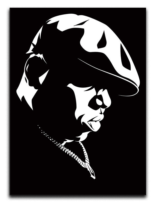Biggie Smalls Canvas Print or Poster - Canvas Art Rocks