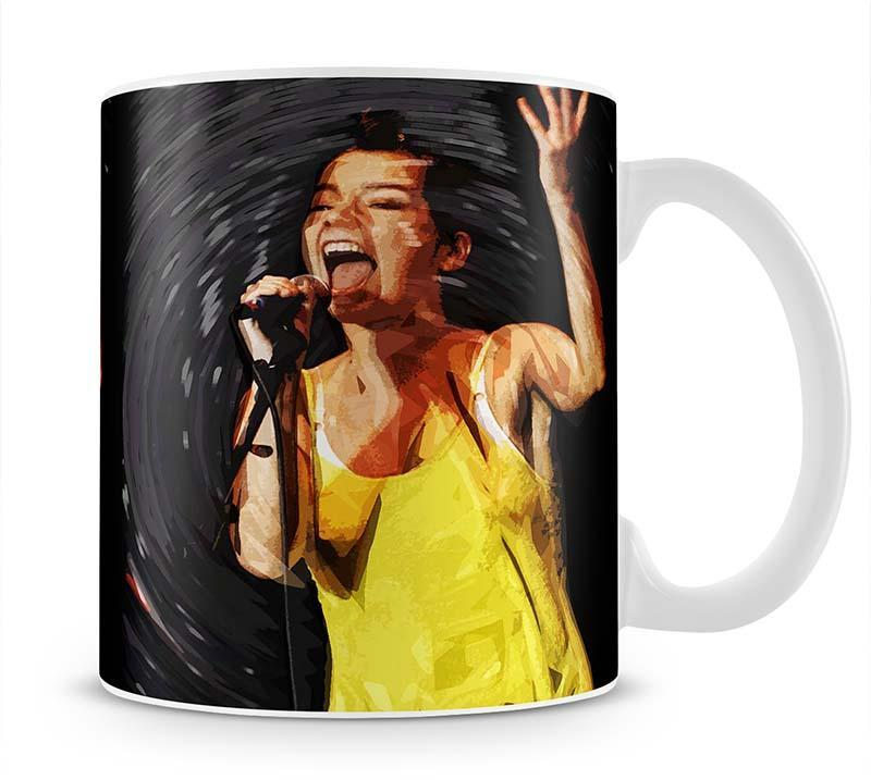 Bjork Cup - Canvas Art Rocks - 1