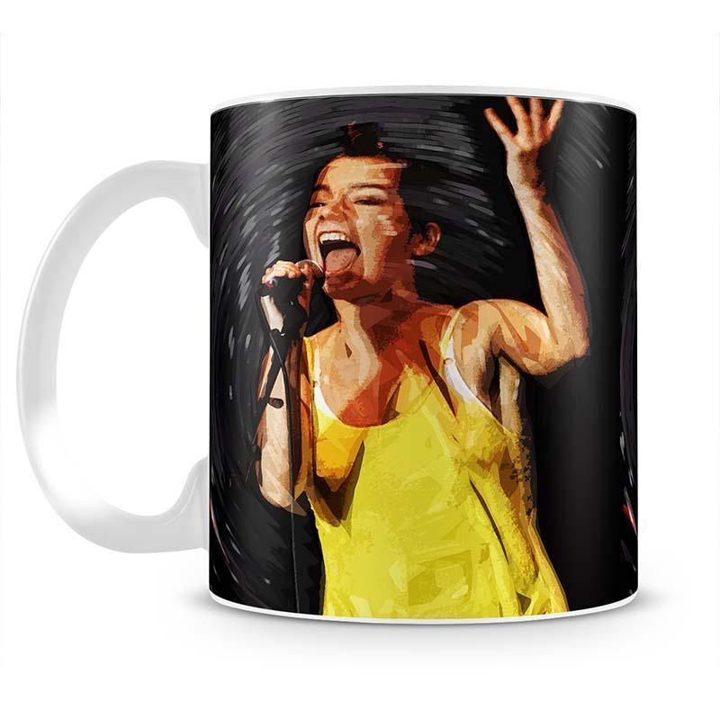 Bjork Cup - Canvas Art Rocks - 2