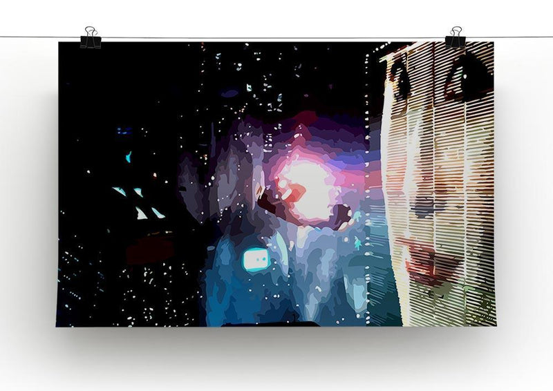 Blade Runner Canvas Print or Poster - Canvas Art Rocks - 2