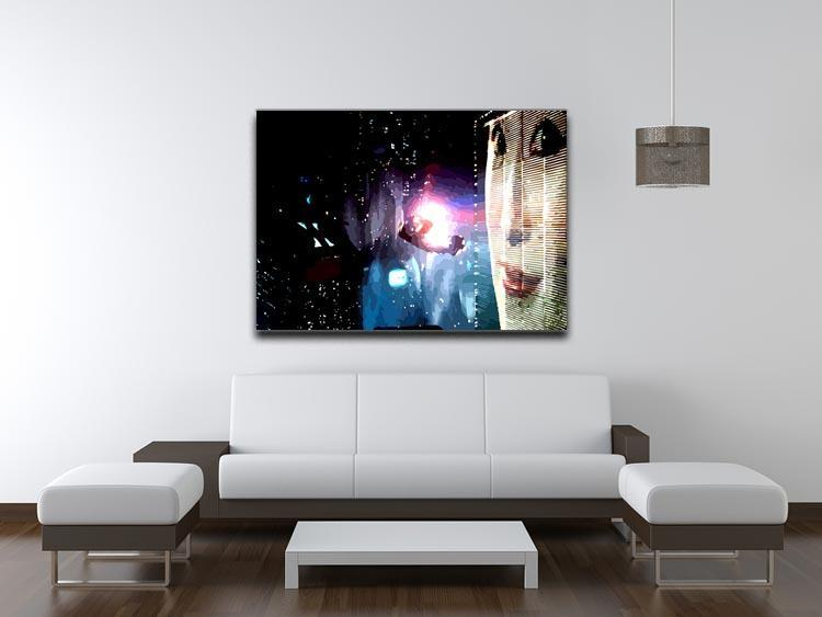 Blade Runner Canvas Print or Poster - Canvas Art Rocks - 4