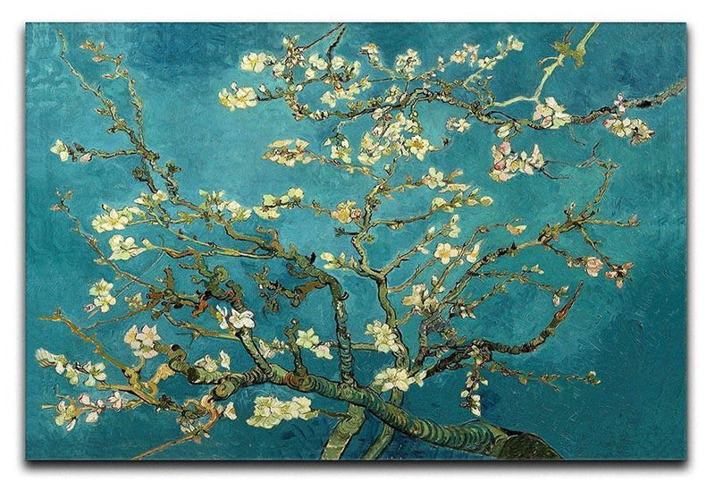 Blossoming Almond Tree by Van Gogh Canvas Print & Poster  - Canvas Art Rocks - 1