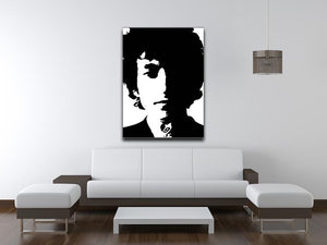 Bob Dylan Canvas Print or Poster