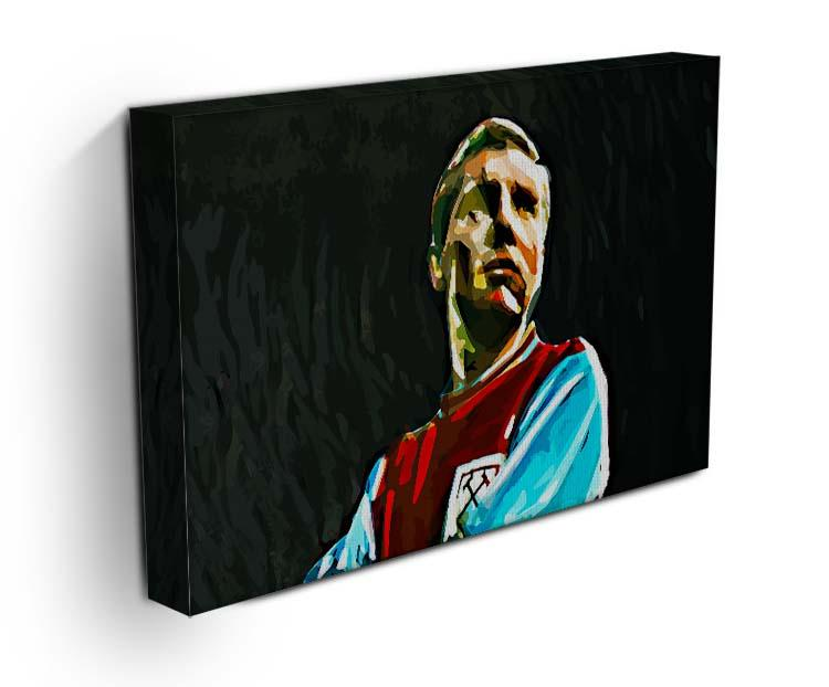 Bobby Moore Canvas Print or Poster