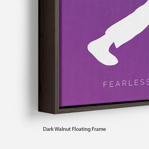 Bohemian Rhapsody Minimal Movie Floating Frame Canvas - Canvas Art Rocks - 6