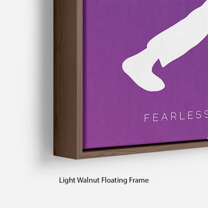 Bohemian Rhapsody Minimal Movie Floating Frame Canvas - Canvas Art Rocks - 8