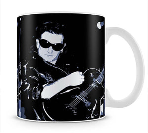 Bono U2 Mug - Canvas Art Rocks - 1
