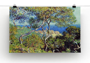 Bordighera by Monet Canvas Print & Poster - Canvas Art Rocks - 2