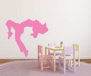 Breakdancer - Version 5 Wall Decal - Canvas Art Rocks - 1