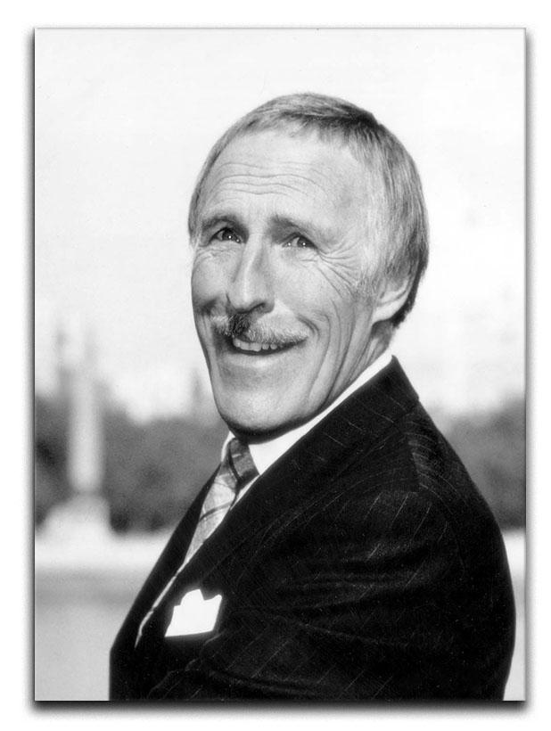Bruce Forsyth Canvas Print or Poster  - Canvas Art Rocks - 1