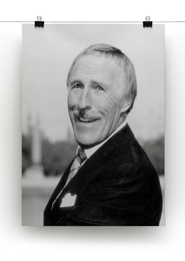 Bruce Forsyth Canvas Print or Poster - Canvas Art Rocks - 2
