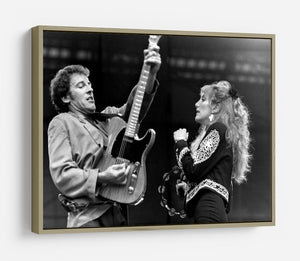 Bruce Springsteen and Patti Scialfa HD Metal Print - Canvas Art Rocks - 8