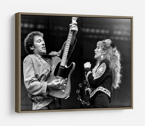 Bruce Springsteen and Patti Scialfa HD Metal Print - Canvas Art Rocks - 10