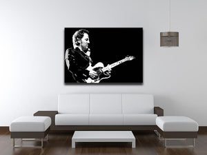 Bruce Springsteen Canvas Print or Poster