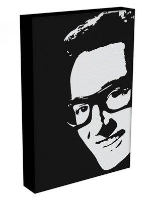 Buddy Holly Print - Canvas Art Rocks - 3