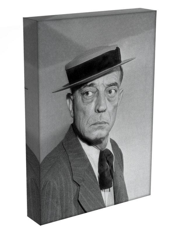 Buster Keaton Canvas Print or Poster - Canvas Art Rocks - 3