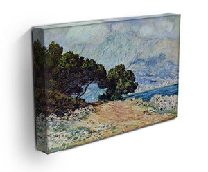 Cape Martin in Menton by Monet Canvas Print & Poster - Canvas Art Rocks - 3