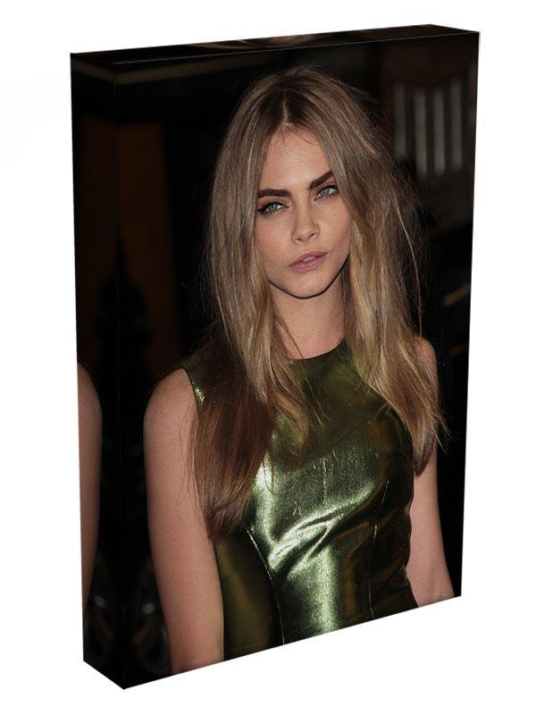 Cara Delevingne Canvas Print or Poster - Canvas Art Rocks - 3