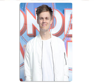 Caspar Lee HD Metal Print - Canvas Art Rocks - 1