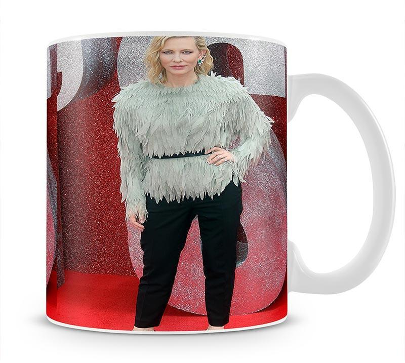 Cate Blanchett Mug - Canvas Art Rocks - 1