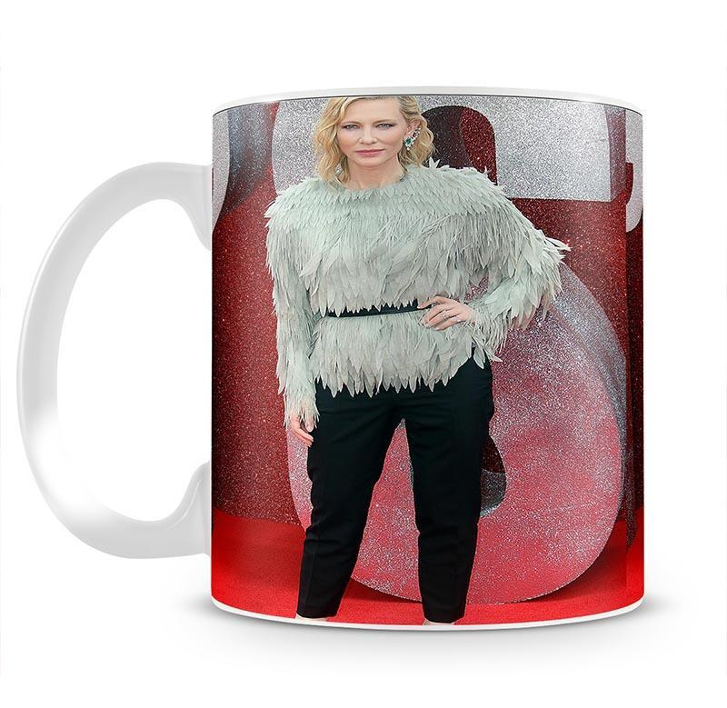 Cate Blanchett Mug - Canvas Art Rocks - 2