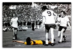 Charlie George Canvas Print or Poster  - Canvas Art Rocks - 1