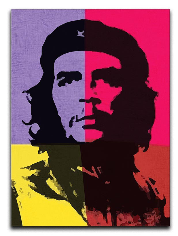 Che Guevara Pop Art Canvas Print or Poster