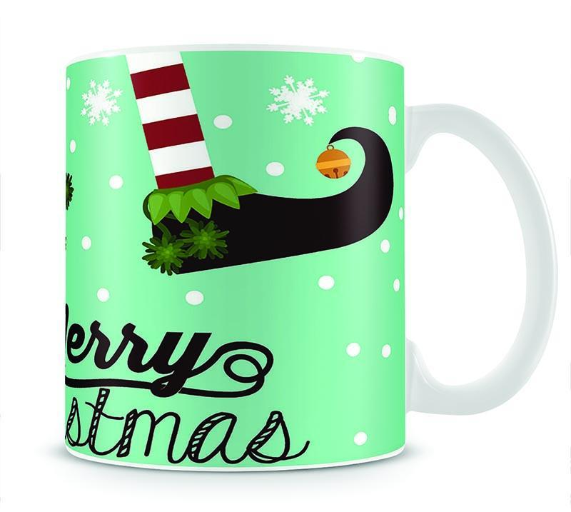 Christmas Elf Mug - Canvas Art Rocks - 1
