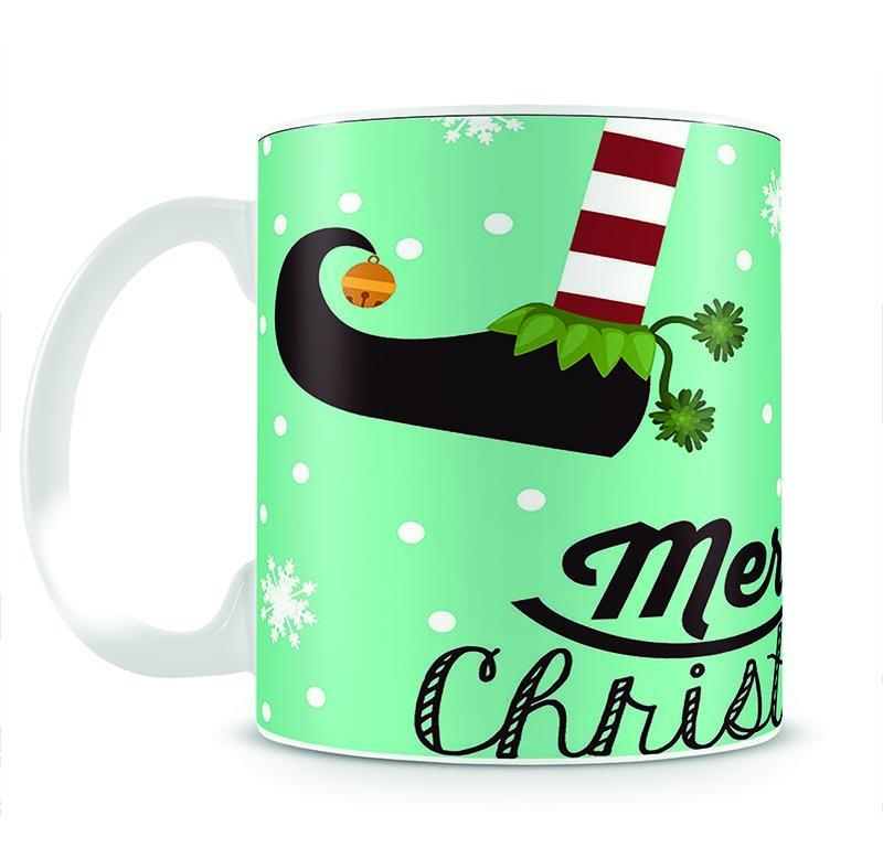 Christmas Elf Mug - Canvas Art Rocks - 2
