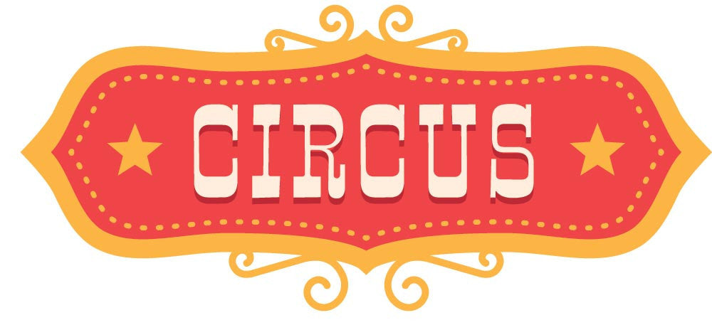 circus sign wall decal canvas art rocks vintage circus elephant clipart circus elephants clipart