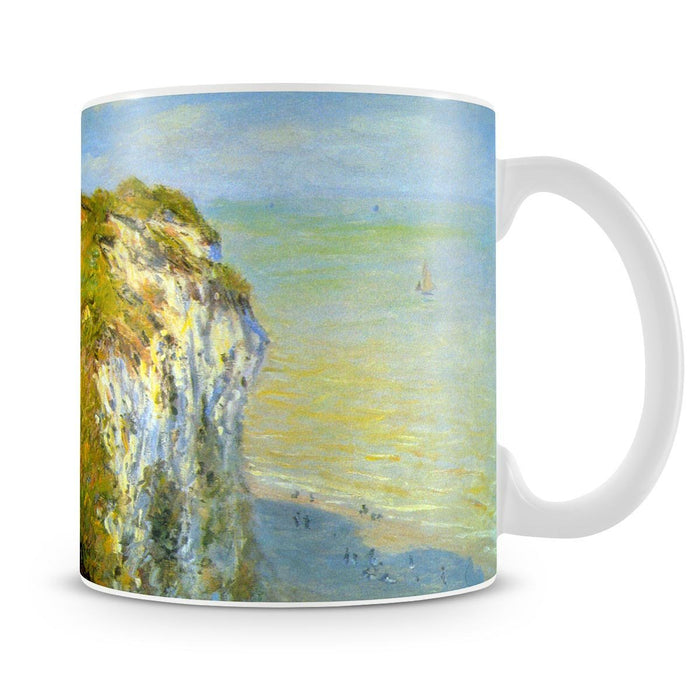 Cliffs by Monet Mug
