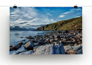 Coast Print - Canvas Art Rocks - 2