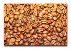 Coffee Beans Print - Canvas Art Rocks - 1