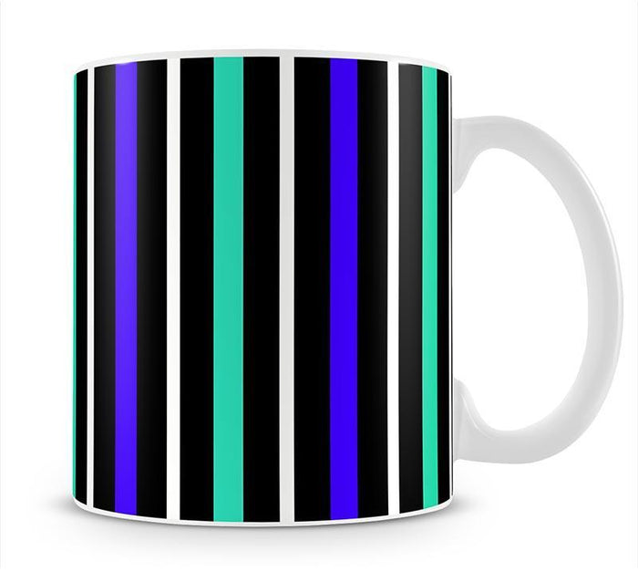 Colour Stripes FS1 Mug