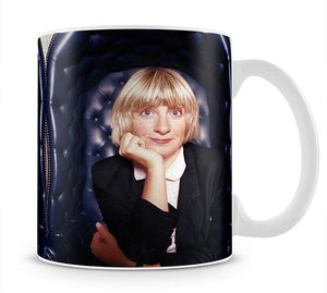 Comedian Victoria Wood Mug - Canvas Art Rocks - 1