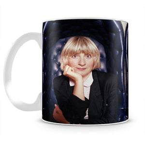 Comedian Victoria Wood Mug - Canvas Art Rocks - 2