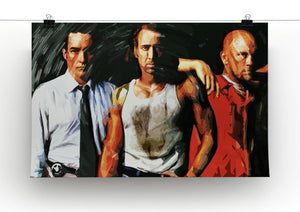 Con Air Canvas Print & Poster - US Canvas Art Rocks